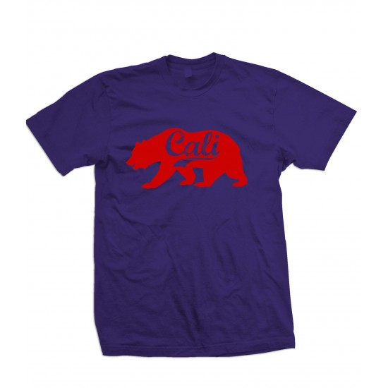 California Grizzly Bear Youth T Shirt