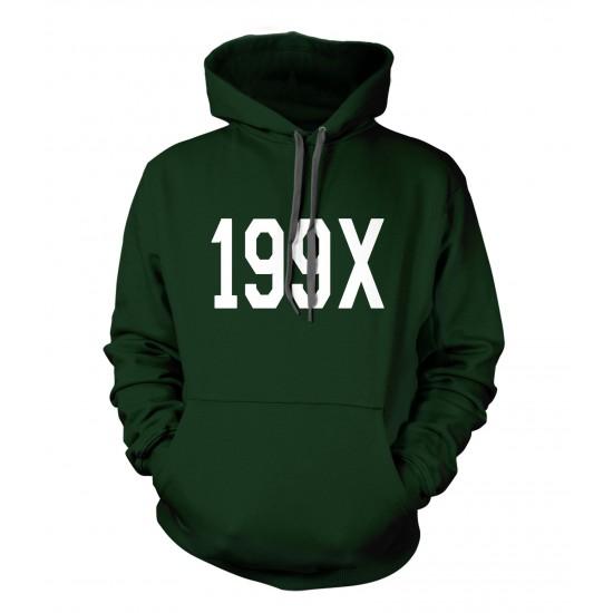 199X Nineteen Ninety Never Hoodie