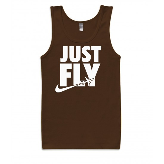 Just Fly Tank Top