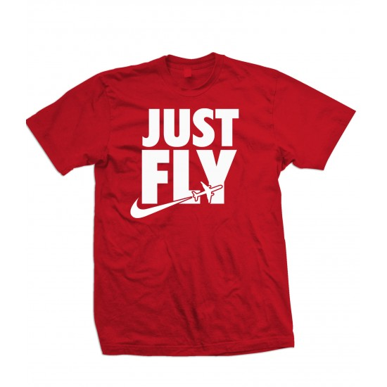 Just Fly T Shirt