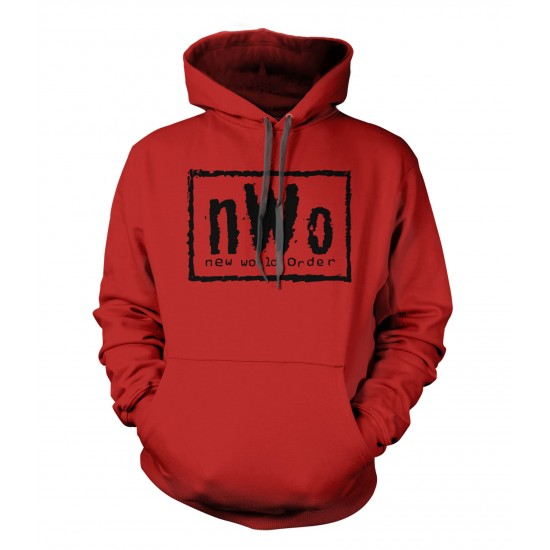 Welcome To The New World Order Police State Mens Hoodie