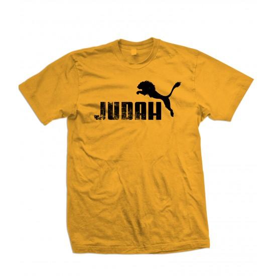"Lion of Judah ""Puma Style"" T Shirt"