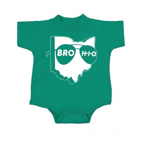 Brohio Onesie