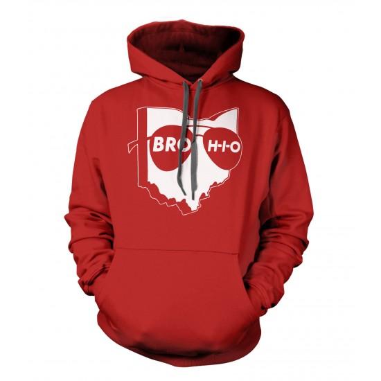 Brohio Logo Hoodie