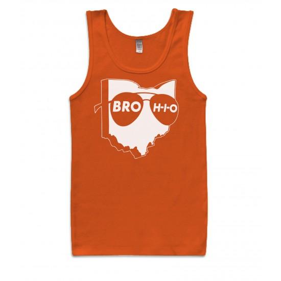 Brohio Logo Tank Top