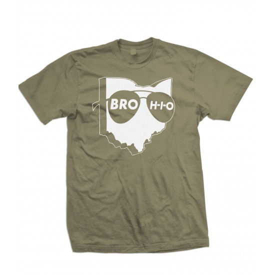 Brohio Logo Youth T Shirt