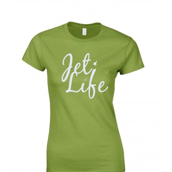 Jet Life Wiz Khalifa Juniors T Shirt