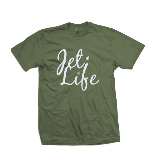Jet Life Wiz Khalifa T Shirt