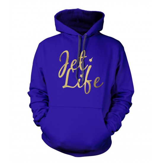 Jet Life Special Edition Gold Foil Hoodie