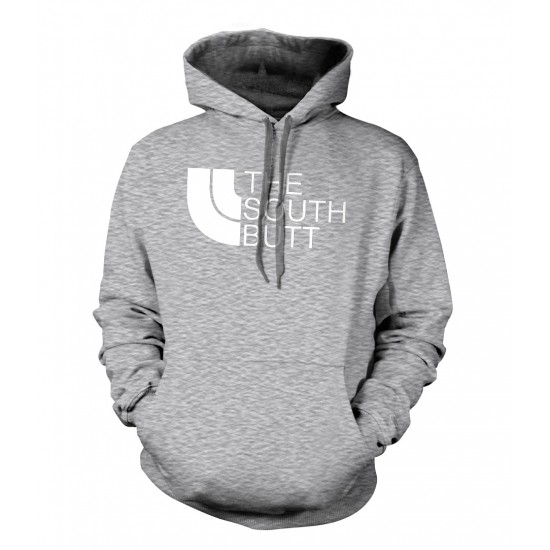 The South Butt Ring Spun Hoodie
