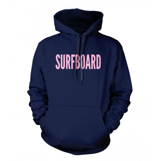 Beyonce Surfboard Premium Ring Spun Hoodie