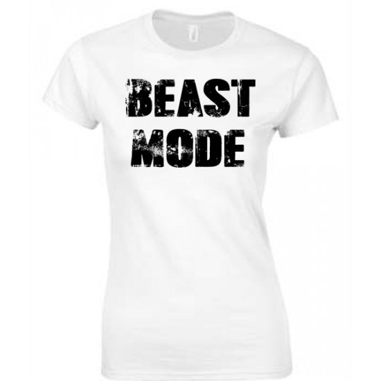 Beast Mode Juniors T Shirt