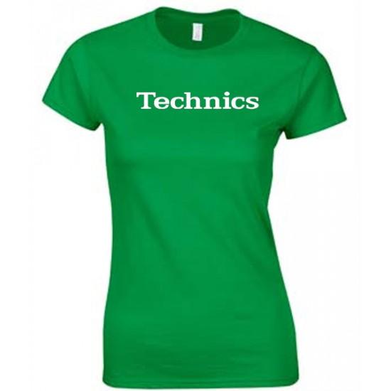 Technics Juniors T Shirt