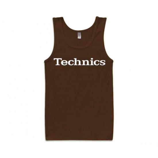 Technics Tank Top