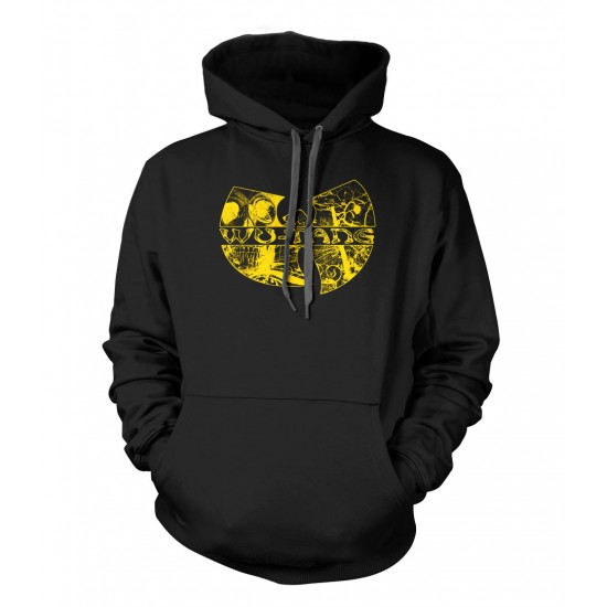Wu Tang Clan Different Logo Hoodie