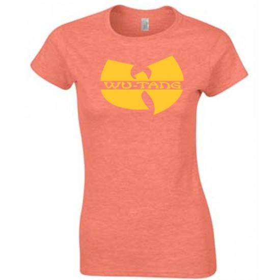 Wu Tang Clan Classic Logo Juniors T Shirt