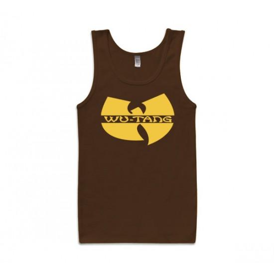 Wu Tang Clan Classic Logo Tank Top