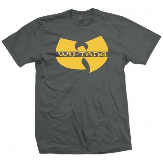 Wu Tang Clan Classic Logo T Shirt