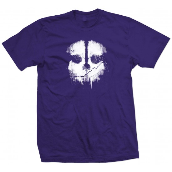 Call of Duty Skull Youth T Shirt