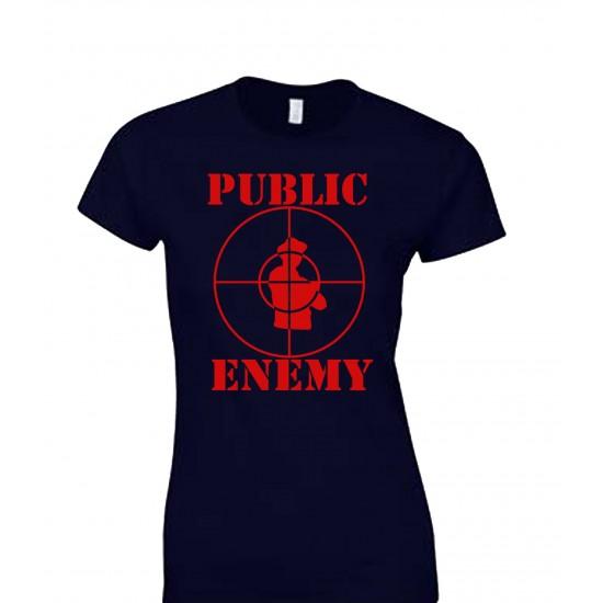 Public Enemy Juniors Shirt