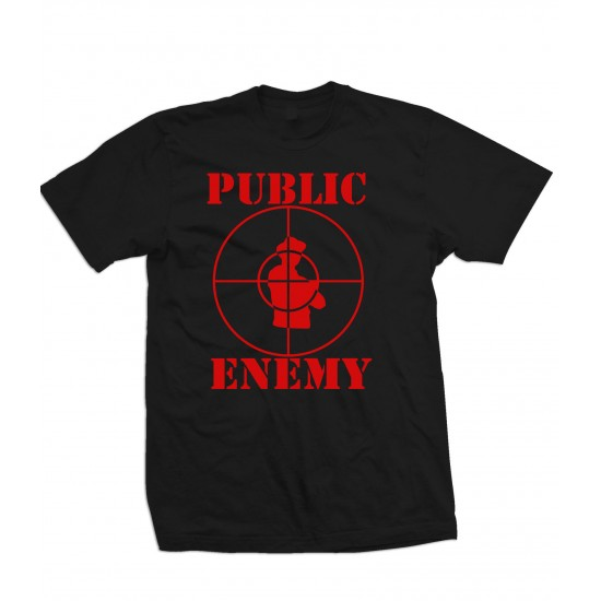 Public Enemy T Shirt