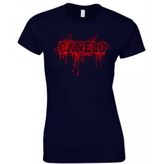 Canelo Bloody Juniors T Shirt
