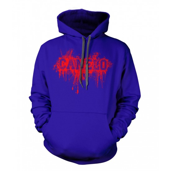 Canelo Bloody Hoodie