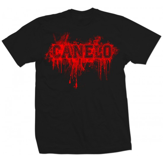 Canelo Bloody T Shirt