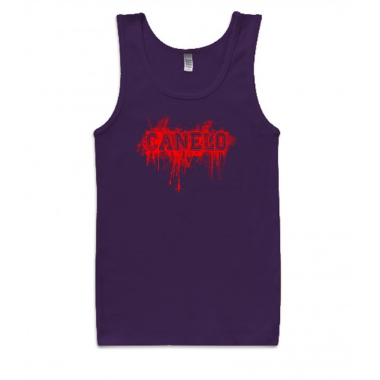 Canelo Bloody Tank Top