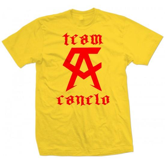 Team Canelo T Shirt