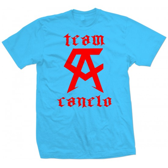 Team Canelo Youth T Shirt