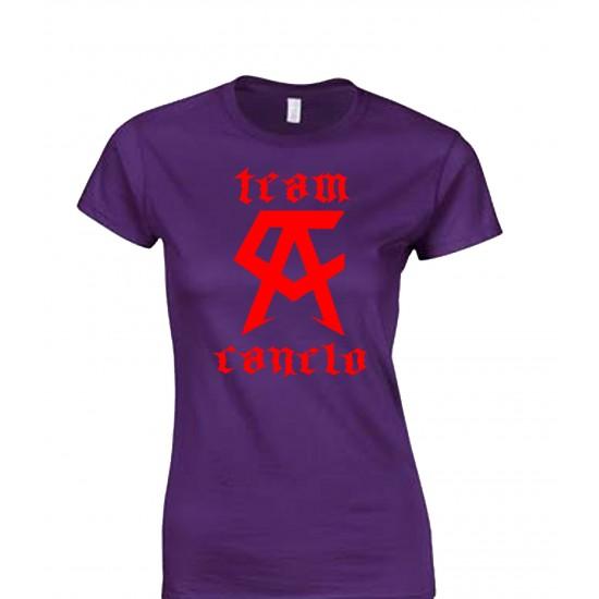 Team Canelo Juniors T Shirt