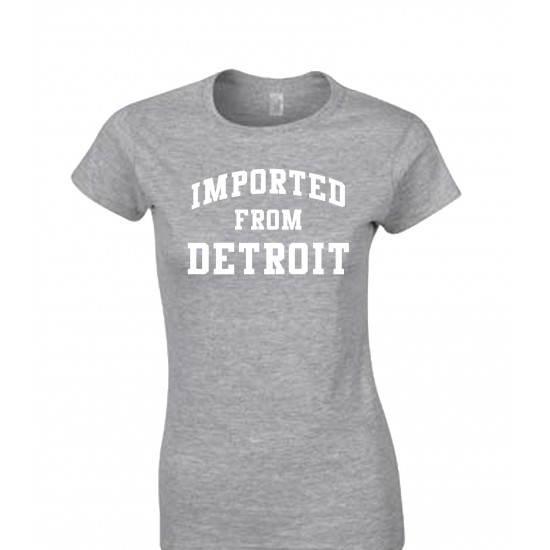 Imported from Detroit Juniors T Shirt