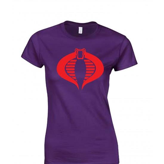 Cobra Commander Juniors T Shirt