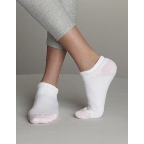 Women's No Show Socks (pair)