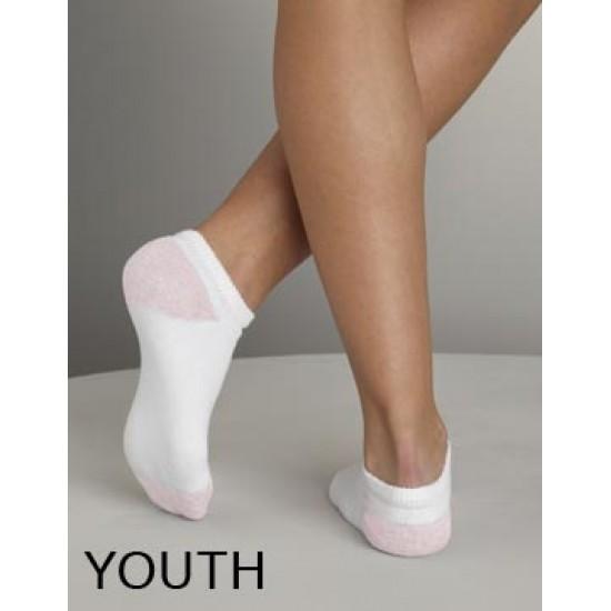 Youth Girls No Show Socks